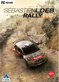 Sebastien Loeb: Rally EVO (PC)