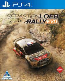 Sebastien Loeb: Rally EVO (PS4)