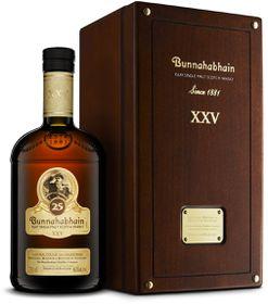 Bunnahabhain - 25 Year Old Islay Single Malt Whisky - 750ml