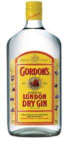 Gordon's Gin - 1 Litre