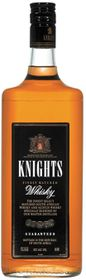 Knights Whisky Case - 12 x 1 Litre