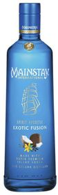 Mainstay - Exotic Fusion Vodka - Case 12 x 750ml