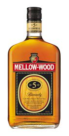 Mellow - Wood 5 Year Old Brandy - 750ml
