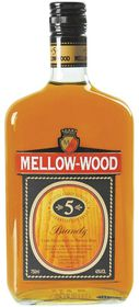 Mellow -Wood 5 Year Old Brandy - Case 12 x 750ml