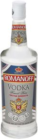 Romanoff Vodka - 750ml