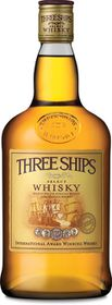 Three Ships - Select Whisky - Case 12 x 1 Litre