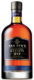 Van Ryn's - Collectors Reserve 20 Year Old Brandy -  Case 6 x 750ml