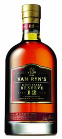 Van Ryn's - Distillers Reserve 12 Year Old Brandy -  Case 6 x 750ml
