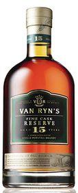 Van Ryn's - Fine Cask Reserve 15 Year Old Brandy - 750ml