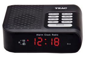 Teac CRX366 AM/FM Alarm Clock Radio