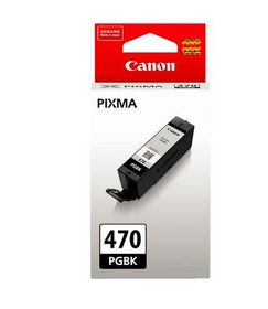 Canon PGI-470PGBK Black Single Ink Cartridge