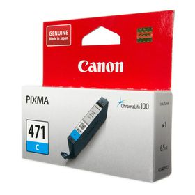 Canon CLI-471 Cyan Single Ink Cartridge