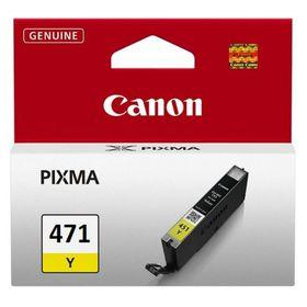 Canon CLI-471 Yellow Single Ink Cartridge