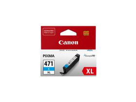 Canon CLI-471XL Cyan Single Ink Cartridge