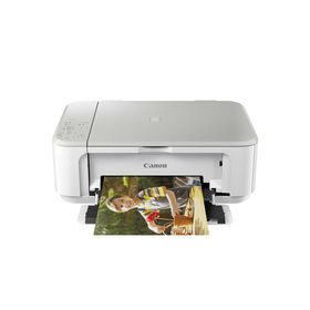 Canon PIXMA MG3640 A4 3-in1 Multifunction Wi-Fi Inkjet Printer - White