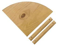 Wildberry - Corner Shelf Kit Oregon Like Pine - 200 mm