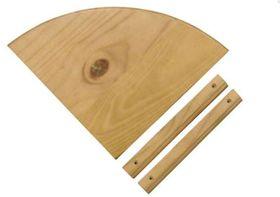 Wildberry - Corner Shelf Kit Oregon Like Pine - 300 mm