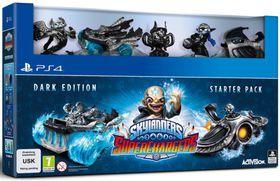 Skylanders Superchargers - Starter Pack Dark Edition (PS4)