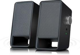 Speedlink Viora Stereo Desktop Speakers - Black