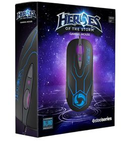 SteelSeries - Gaming Mouse - Sensei (Raw) - Heroes Of The Storm (PC)
