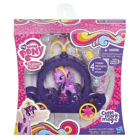 My Little Pony Cutie Mark Magic Playset - Princess Twilight Sparkle