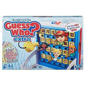 Guess Who Extra Game Board Game