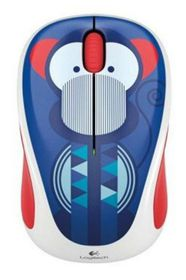 Logitech M238 Play Collection Wireless Mouse - Monkey