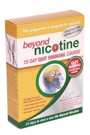 Beyond Nicotine Psychological Quit Smoking Course