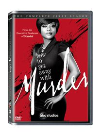 How To Get Away With Murder Season 1 (DVD)