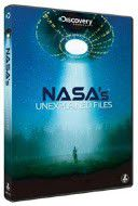 Nasa's Unexplained Files Season 1 (DVD)