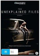 The Unexplained Files Season 1 (DVD)