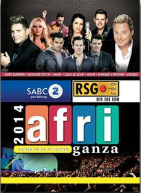 Afriganza (DVD)