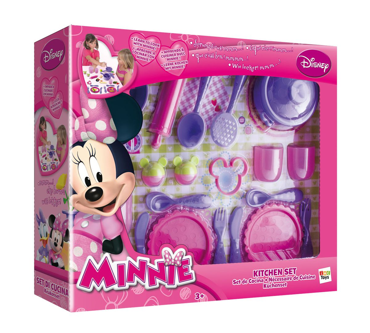 Minnie Mouse Minnie Kitchen Set | Buy Online in South Africa ...