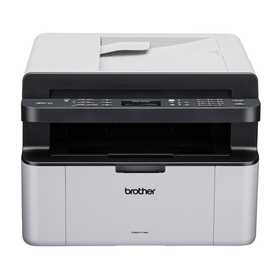 Brother MFC-1910W 4-in-1 Multifunction Wi-Fi Mono Laser Printer