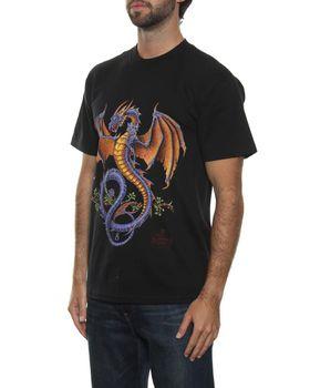 Alchemy Gothic Wyverex Cipher T-Shirt - Black