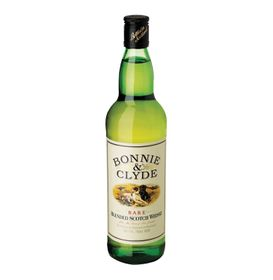 Bonnie & Clyde - Scotch Whisky - 750ml