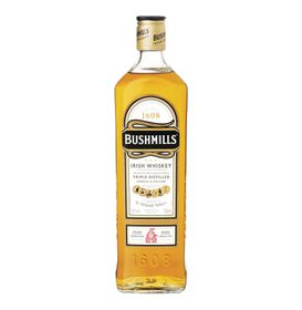 Bushmills - Original Irish Whiskey - Case 12 x 750ml
