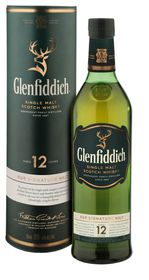 Glenfiddich - 12 Year Old Special Reserve Single Malt Whiskey - 750ml