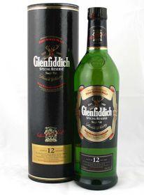 Glenfiddich - 12 YO Single Malt Scotch Whisky - Case 12 x 750ml