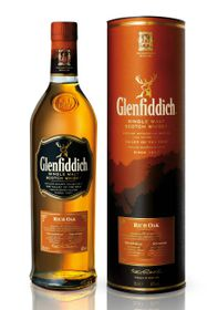 Glenfiddich - 14 Year Old Rich Oak Single Malt Whisky - 750ml