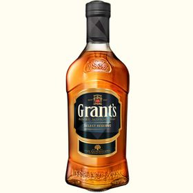 Grants - Select Reserve Scotch Whisky - Case 12 x 750ml