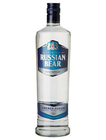 Russian Bear - Energy Fusion Vodka - 750ml - 30167 | Buy ...  Russian Bear - ...