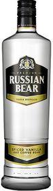 Russian Bear - Spiced Vanilla with Coffee Bean Vodka - 750ml