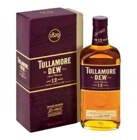 Tullamore Dew - 12 Year Old Irish Whiskey - 750ml