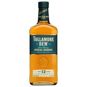 Tullamore Dew - 12 Year Old Irish Whiskey - 750ml