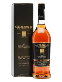 Glenmorangie - 12 YO Quinta Ruban Single Malt Scotch Whisky - 750ml