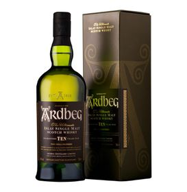 Ardbeg - 10 Year Old Single Malt Whisky - 750ml