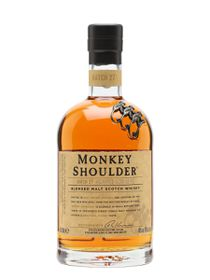 Monkey Shoulder - Blended Malt Scotch Whisky - Case 6 x 750ml