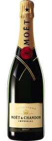 Moet & Chandon - Brut Imperial Champagne - Case 6 x 750ml