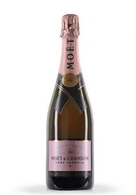 Moet & Chandon - Brut Imperial Rose Champagne - Case 6 x 750ml
